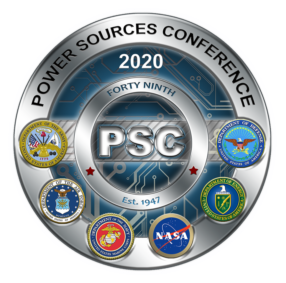 Power Sources Conference 2020 Logo