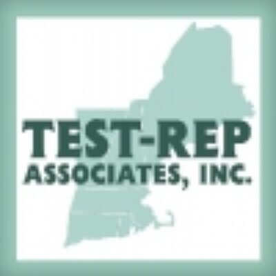 Test-Rep Associates Logo