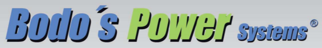 Bodo's Power Systems Logo