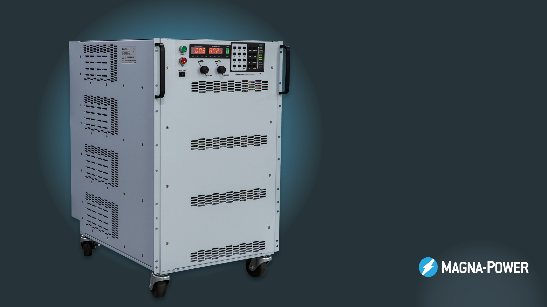 TS Series 16U 100 kW programmable DC power supply Icon