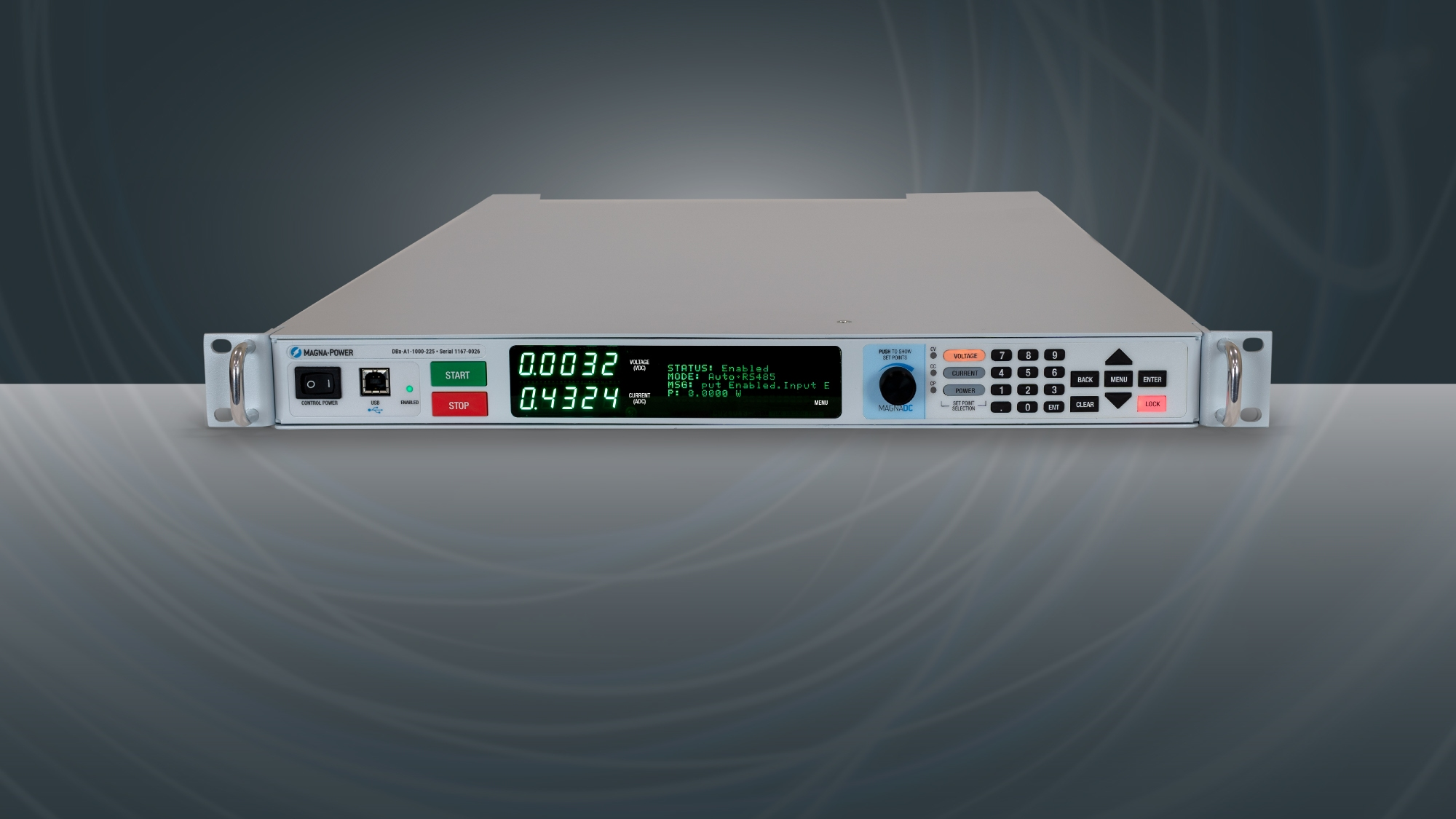 DBx Module High-Performance Add-on for MagnaDC Programmable DC Power Supplies Icon