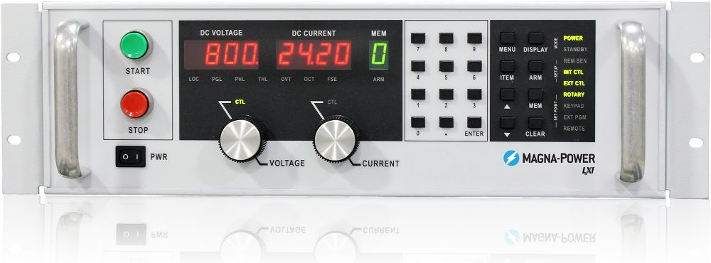 TS Series Programmable DC Power Supply Image