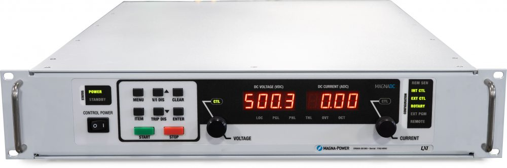 XR Series Programmable DC Power Supply Image