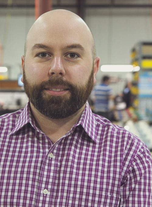 Adam Pitel Headshot
