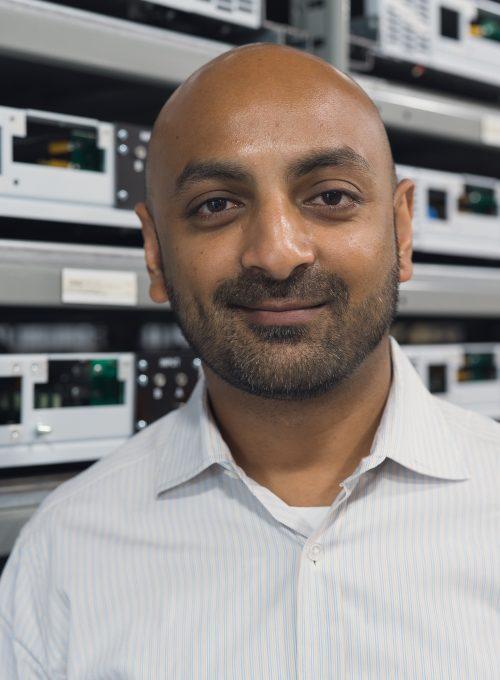 Jignesh Patel Headshot